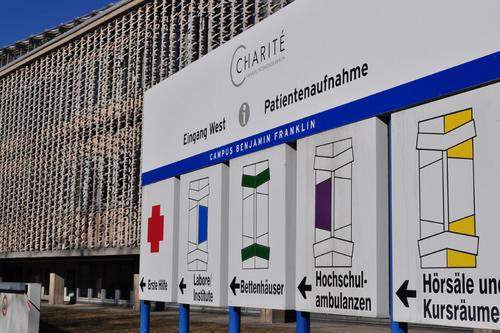 Charité Universitätsmedizin Berlin Campus Benjamin Franklin
